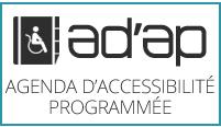 Agenda d'accessiblité programmée